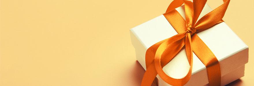 cadeaux de comité d'entreprise